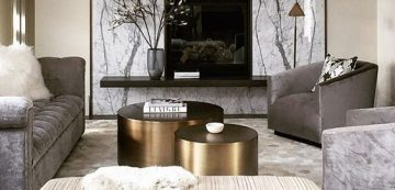 opulent+marble+and+gold+living+room